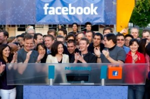 &quot;Facebook Goes Public&quot;